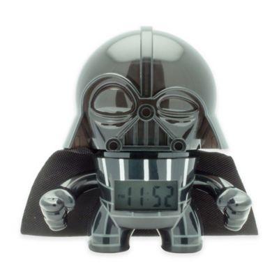 Star Wars Darth Vader Bulb Botz Small Alarm Clock Bed
