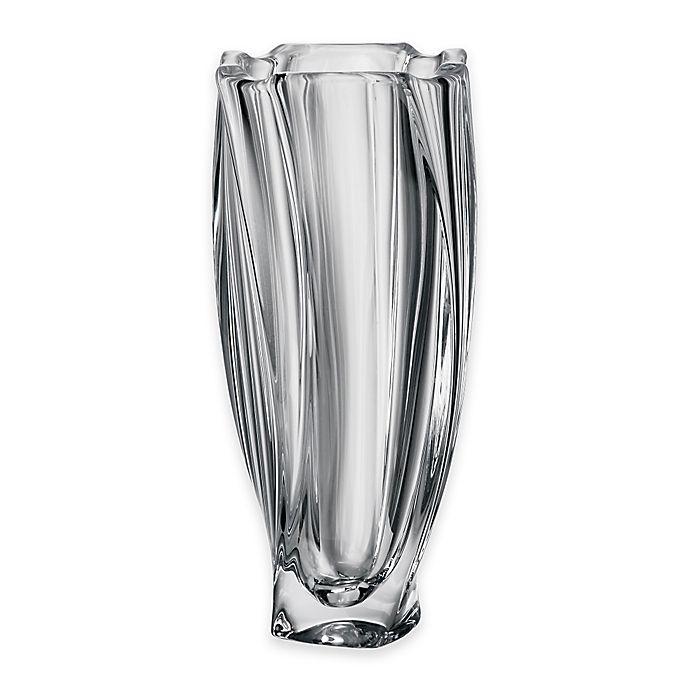 Alternate image 1 for Oleg Cassini Niagara 12-Inch Vase
