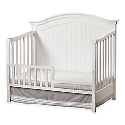 Sorelle Model 136 Toddler Guard Rail in White