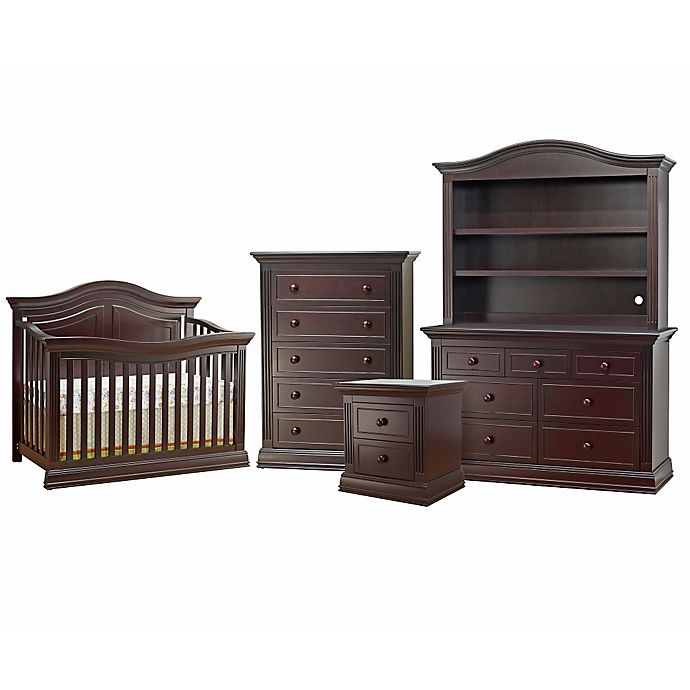 Alternate image 1 for Sorelle Providence Nursery Furniture Collection in Dark Espresso