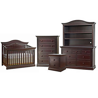 Sorelle Providence Nursery Furniture Collection in Dark Espresso