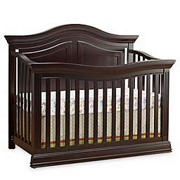 Sorelle Providence 4-in-1 Convertible Crib in Dark Espresso