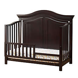 Sorelle Providence Toddler Guard Rail in Dark Espresso