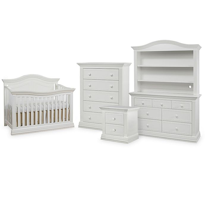 Alternate image 1 for Sorelle Providence Nursery Furniture Collection