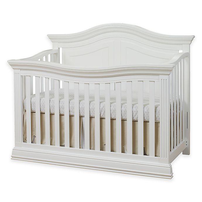 Buy Sorelle Providence 4 In 1 Convertible Crib In White