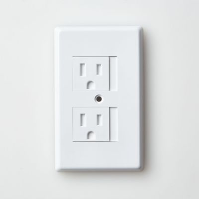 Mommy S Helper White Safe Plate Standard Outlet Cover Bed Bath Beyond