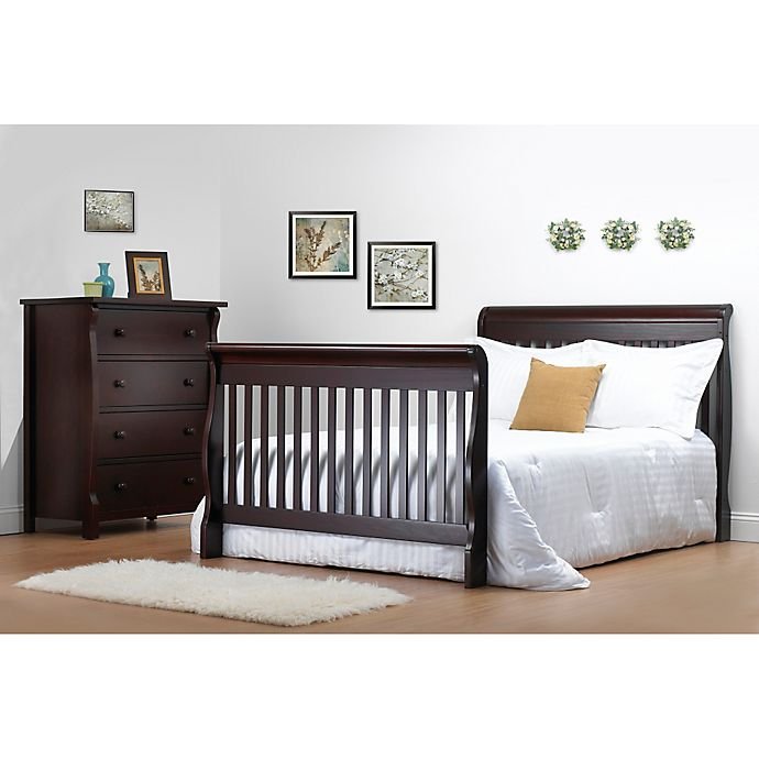 Sorelle Tuscany Full Size Bed Rails In