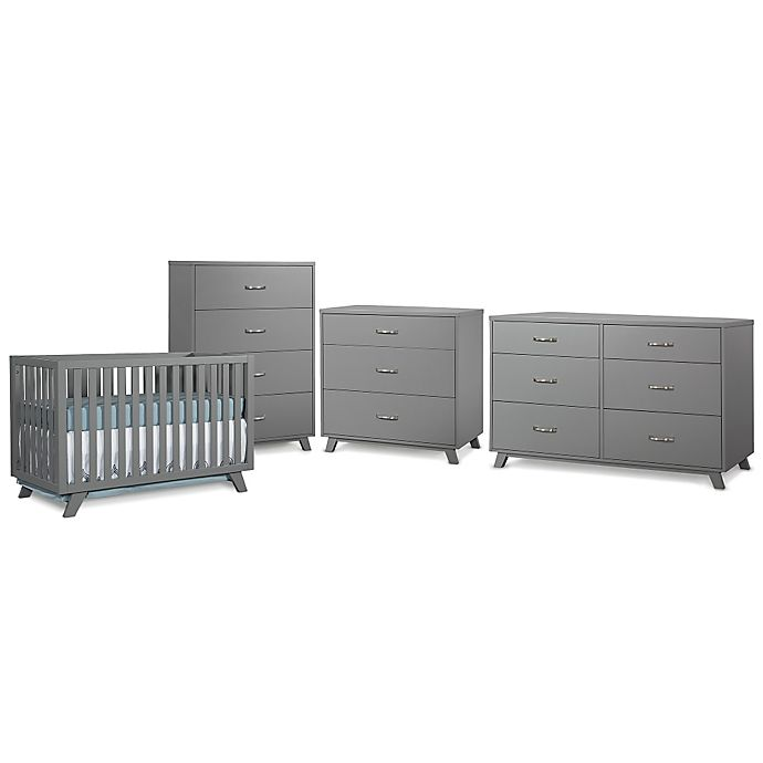 Alternate image 1 for Child Craft™ SOHO Nursery Furniture Collection in Grey