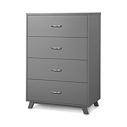 Child Craft™ SOHO 4-Drawer Chest in Grey