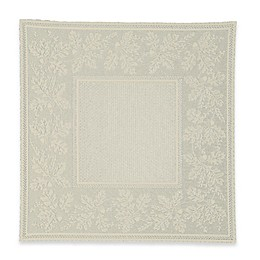 Heritage Lace® Oak Leaf Lace Table Topper in Cafe