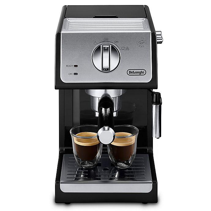 Alternate image 1 for De'Longhi Espresso Cappuccino Maker