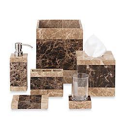 Montecito Marble Bath Accessory Collection