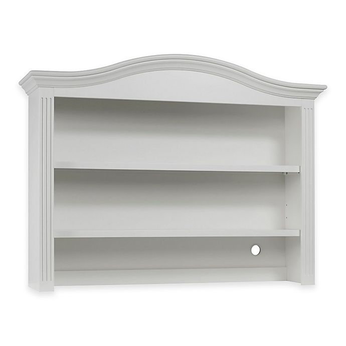 Alternate image 1 for Sorelle Providence Hutch in White