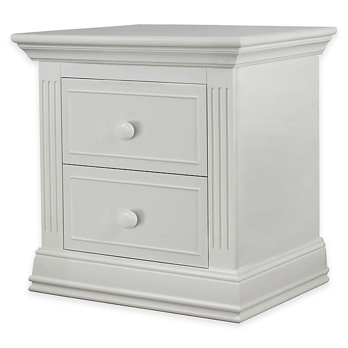 Alternate image 1 for Sorelle Providence Nightstand in White