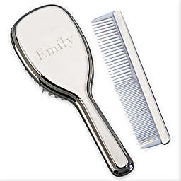 Classic 2-Piece Girls Brush and Comb Set