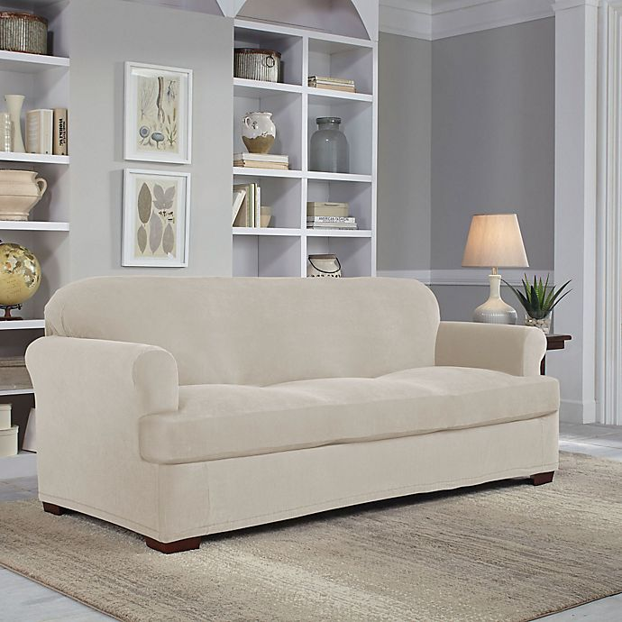 Buy Perfect Fit 174 Easy Fit 2 Piece T Sofa Slipcover In