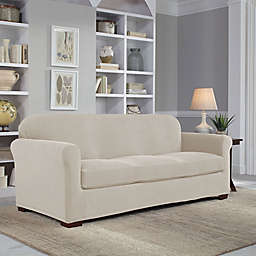 Gray Sofa Slipcover | Bed Bath & Beyond