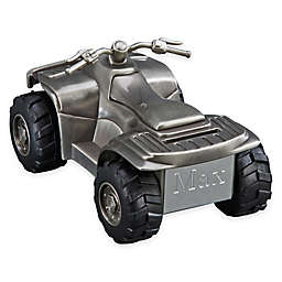 All Terrain Vehicle Bank in Pewter