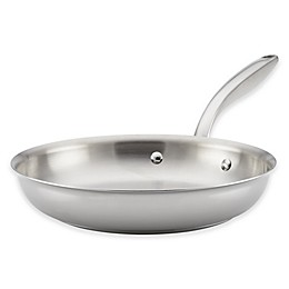 Breville® Thermal Pro™ Clad Stainless Steel 10-Inch Open Skillet