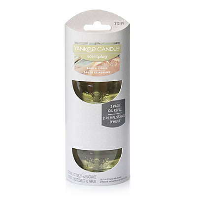 Yankee Candle® Scentplug® Sage & Citrus Refill (Set of 2)
