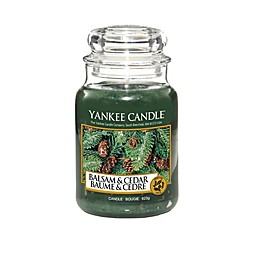 Yankee Candle® Balsam & Cedar Large Candle Jar