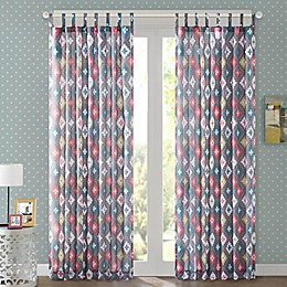 Regency Heights Jax Tab Top Window Curtain Panel