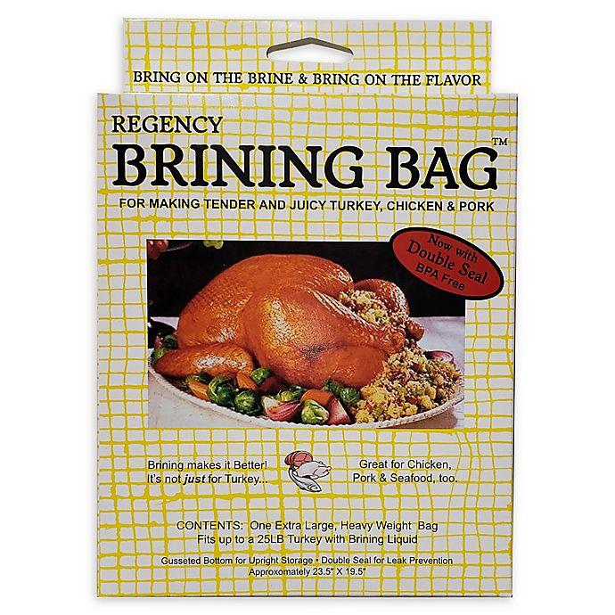 Alternate image 1 for Turkey Brining Bag