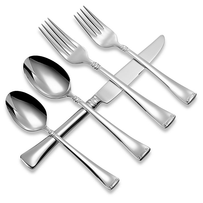 Alternate image 1 for Zwilling J.A. Henckels Angelico 45-Piece Flatware Set