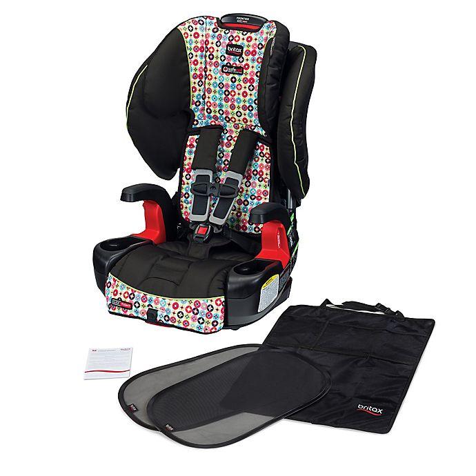 Britax Frontier Click Xe Series Harness 2 Booster Seat In Kaleidoscope