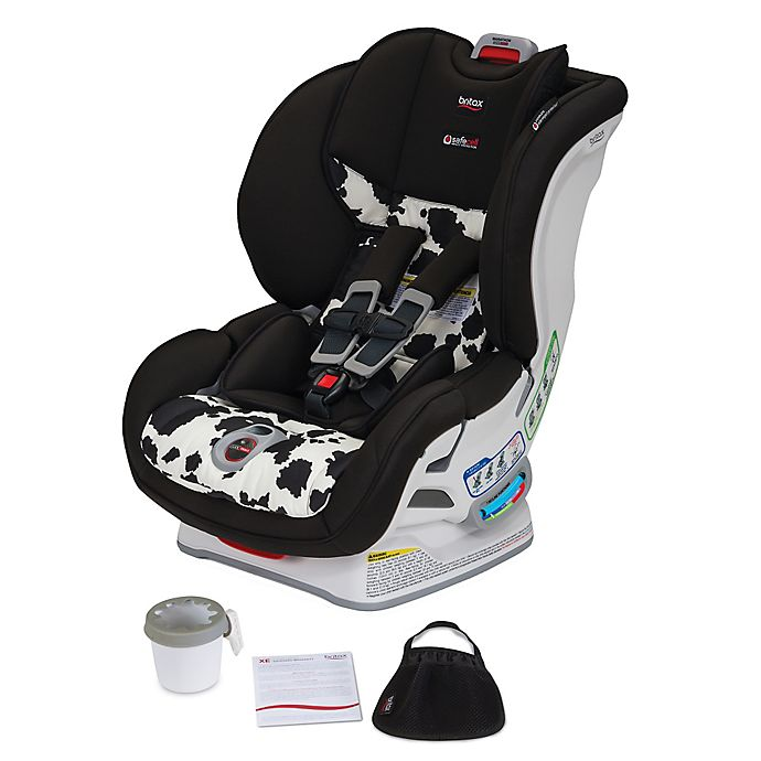 Alternate image 1 for BRITAX Marathon® ClickTight™ XE Series Convertible Car Seat in Cowmooflage