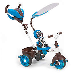 Little Tikes® 4-in-1 Sports Edition Trike in Blue/White