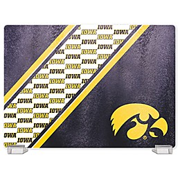 University of Iowa Tempered Glass Cutting Board