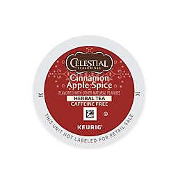 Celestial Seasonings® Cinnamon Apple Spice Tea Keurig® K-Cup® Pods 12-Count