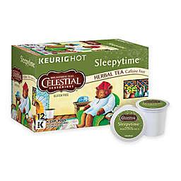 Celestial Seasonings® Sleepytime® Herbal Tea Keurig® K-Cup® Pods 12-Count