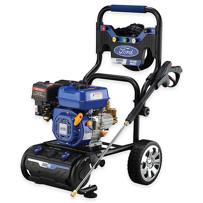 Alternate image 1 for Ford 3100 PSI Gas Pressure Washer