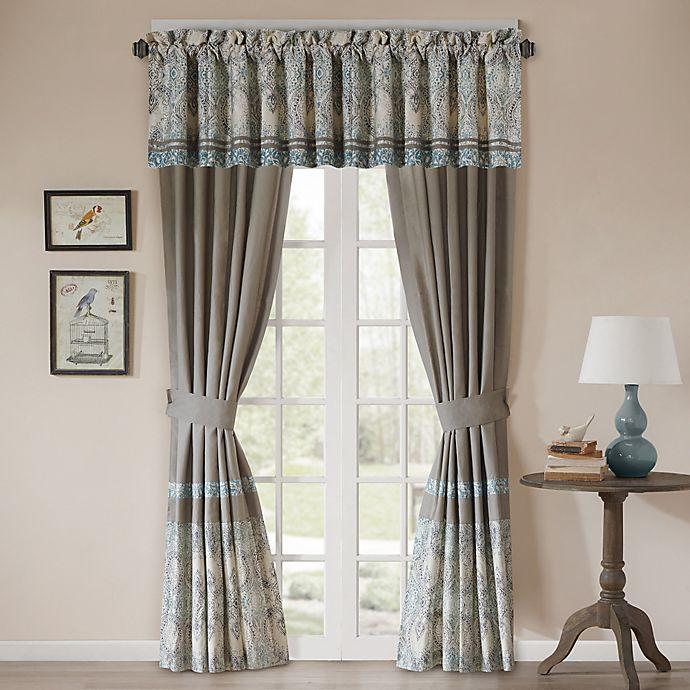 Alternate image 1 for Harbor House™ Sanya 84-Inch Window Curtain Panel Pair