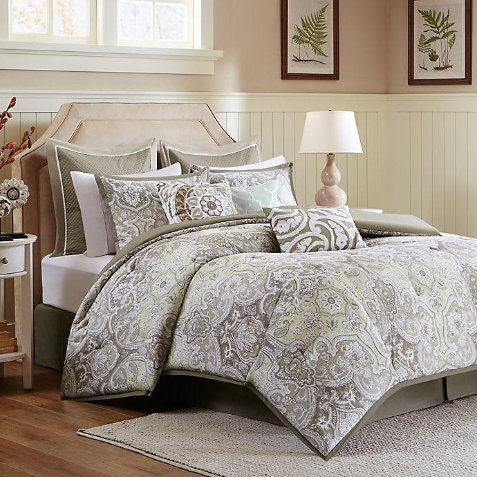 Alternate image 1 for Harbor House™ Cecil Reversible Comforter Set