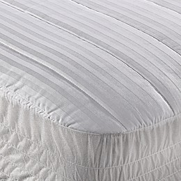 Wamsutta® Dobby Stripe Cotton Twin XL Mattress Pad
