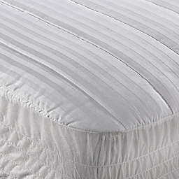 Wamsutta® Dobby Stripe Twin Mattress Pad