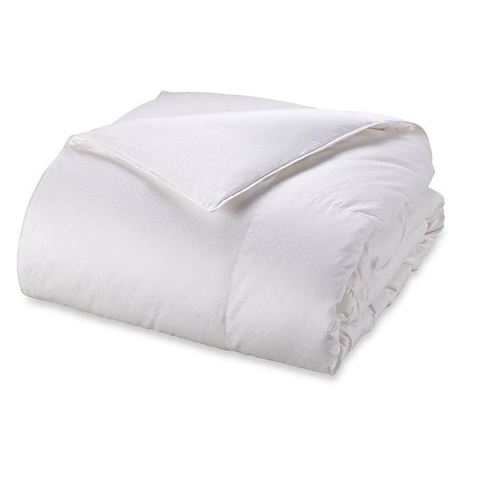 Alternate image 1 for Wamsutta® Dream Zone® Light Warmth White Goose Down King Comforter