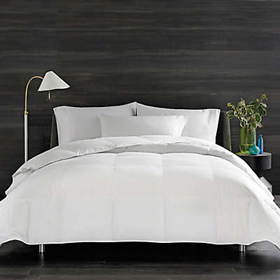 Real Simple® HomeGrown™ Solid Down Comforter