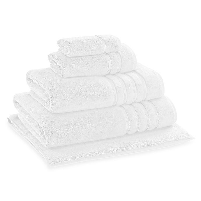 Alternate image 1 for Wamsutta® Collection Turkish Bath Sheet in White