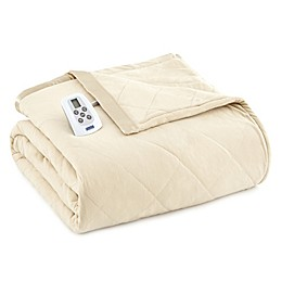 Micro Flannel® Electric Heated Comforter/Blanket