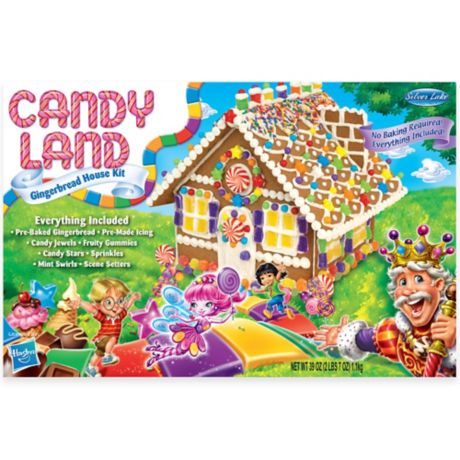 Candyland Gingerbread House Kit Bed Bath Amp Beyond