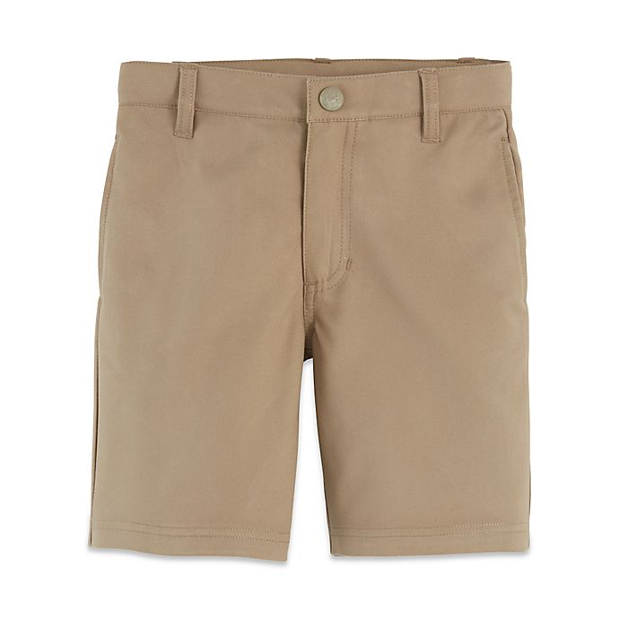 Alternate image 1 for Under Armour® Golf Medal Play Shorts in Khaki