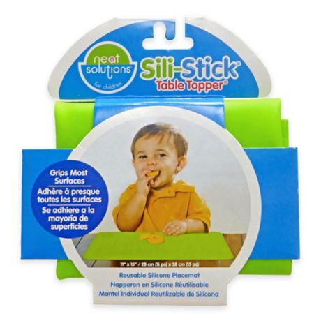 Neat Solutions® Sili-Stick® Table Topper® Reusable ...