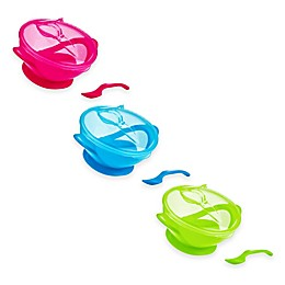 Nuby™ Easy Go™ Suction Bowl and Spoon Set
