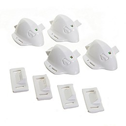 Dreambaby® 4-Pack Adhesive Magnetic Lock