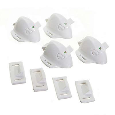 Dreambaby® Adhesive Mag Lock® (4-Pack)