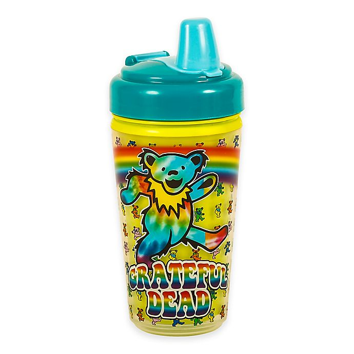 Alternate image 1 for Daphyls™ Grateful Dead Dancing Bears Insulated Sippy Cup